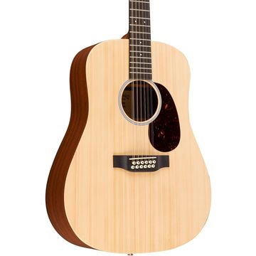 Special X Style 12-String Dreadnought Acoustic-Electric Guitar Natural
