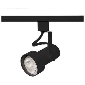 WAC Lighting Line Voltage Track Fixture in Black for J Track