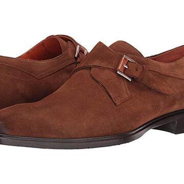 Mezlan Praga (Tan) Men's Slip on Shoes