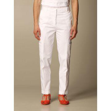 Fabiana Filippi casual trousers in cotton