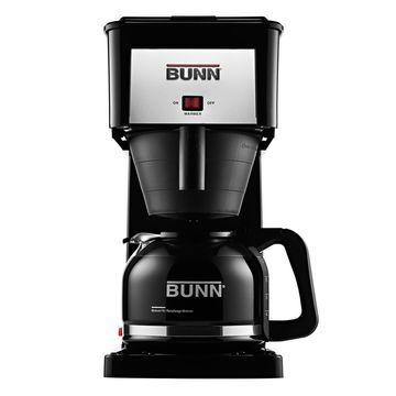 BUNN Velocity Brew Black 10-Cup Coffee Brewer