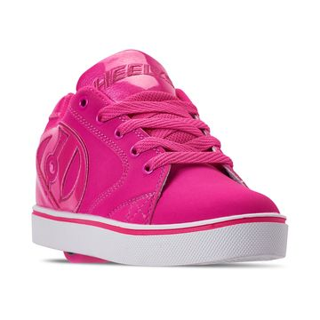 Girls' Vopel Wheeled Skate Casual Sneakers from Finish Line