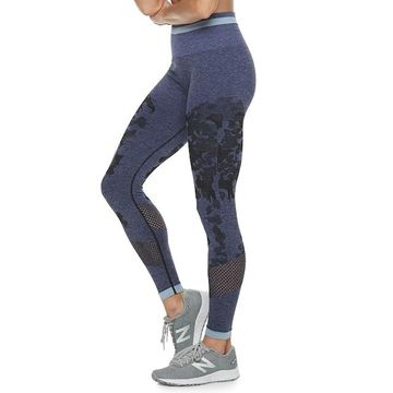 Women's Tek Gear Seamless Midrise Leggings