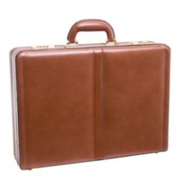 "Mcklein Harper 4.5"" Expandable Attache Briefcase"