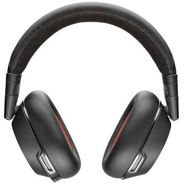 PlantronicsVoyager 8200 UC Stereo Bluetooth Headset with Active Noise Canceling - Black(208769-01)