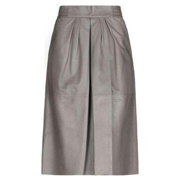 AGNONA 3/4 length skirt