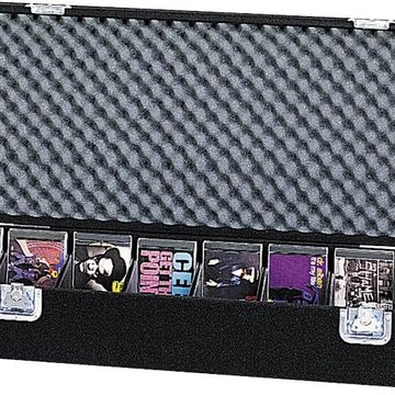 Carpeted 320 CD Case
