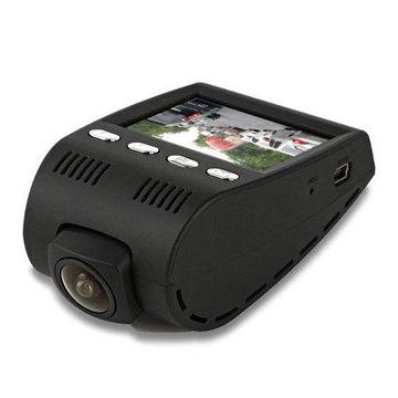 PYLE PLDVRCAM30 - DVR Video Recording Dash Cam, Micro SD Memory Slot, 2.0   Monitor Display