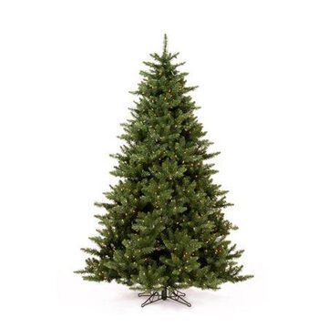 Vickerman Pre-Lit 7.5' Camdon Fir Artificial Christmas Tree