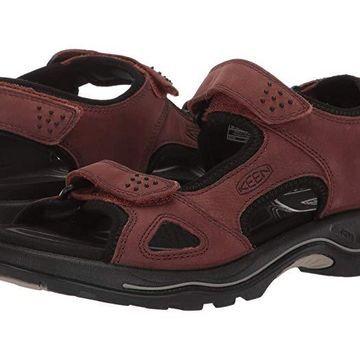 Keen Rialto II 3 Point (Dark Henna/Black) Women's Shoes