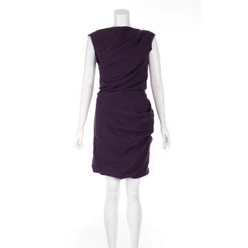 Roksanda Purple Wool Dresses
