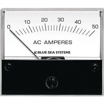 Blue Sea Systems 9630 AC Ammeter, 0 to 50A with Coil