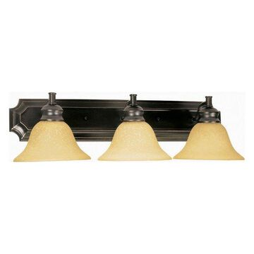 Design House 509042 Bristol Traditional / Classic 3 Light Down Lightin