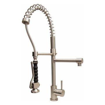 Vigo VG02007 Kitchen Faucet One Handle