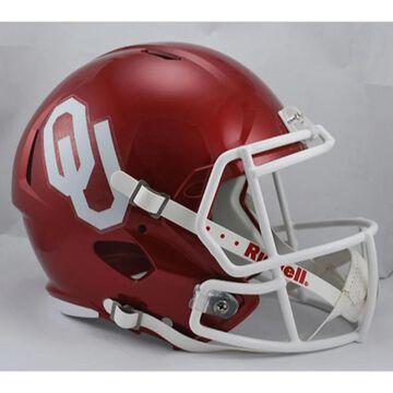 Oklahoma Sooners Helmet Riddell Replica Full Size Speed Style