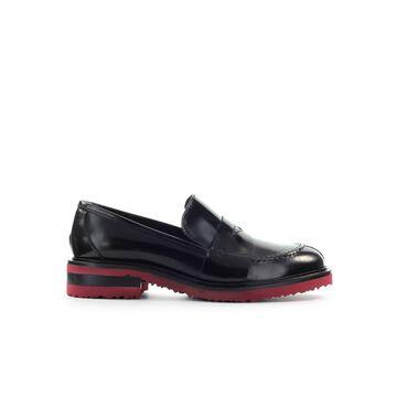 Roberto Festa Barrow Black Leather Loafer