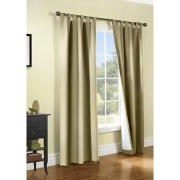Commonwealth Home Fashions Weathermate Tab Top Panel Pairs -