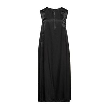ANN DEMEULEMEESTER Midi dress