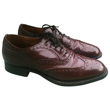Church's Brown Leather Lace ups