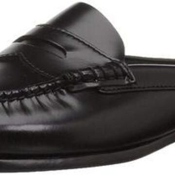 Eastland Womens 3810-03M090 Leather Closed Toe Casual Slide