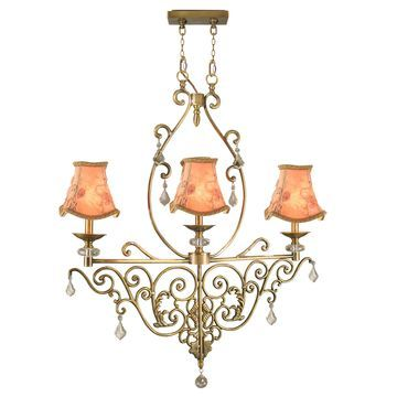 Dale Tiffany Ashbee Chandelier