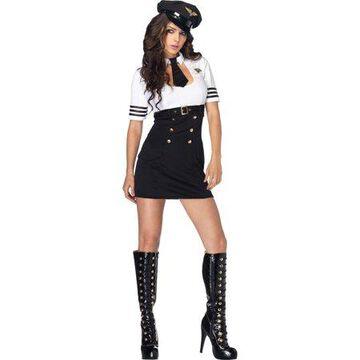 Leg Avenue First Class Captain Adult Halloween Costume