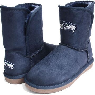 Women's Seattle Seahawks Cuce Touchdown Boots