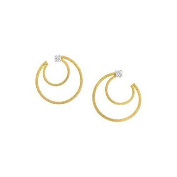 Marco Bicego Luce 18K Yellow Gold 0.20 Ct. Tw. Diamond Earrings