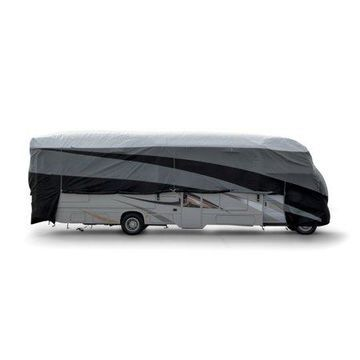 Camco ULTRAGuard Supreme RV Cover - Extremely Durable Design Fits Class C Model RVs 23' - 26', Weatherproof with UV Protection (56114)