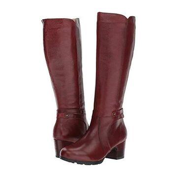 Jambu Chai (Whiskey Full Grain Tumbled Leather) Women's Boots
