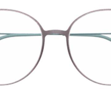 Silhouette 1587 6540 Womenas Glasses Violet Size 51 - Free Lenses - HSA/FSA Insurance - Blue Light Block Available