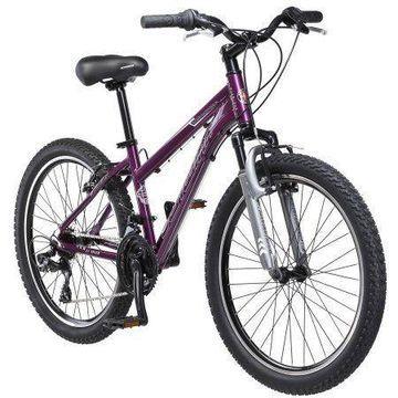 ''24'''' Schwinn Sidewinder Girls Bike, Purple W''
