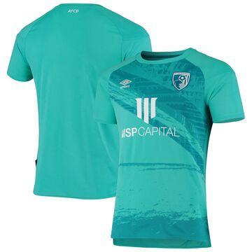 Umbro AFC Bournemouth Light Blue 2020/21 Away Replica Jersey