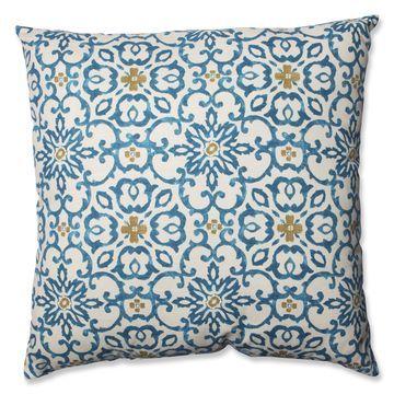Pillow Perfect Souvenir Scroll Pillow