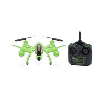 World Tech Toys Elite Mini Orion Glow-in-The-Dark 2.4GHz 4.5CH Hd Rc Camera Drone