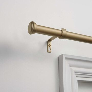 Exclusive Home Topper 1-in. Curtain Rod