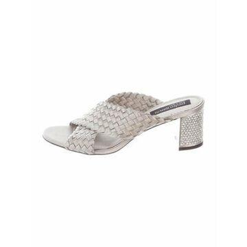 Xoco Slides Silver
