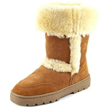 Style & Co Witty Womens Suede Snow, Winter