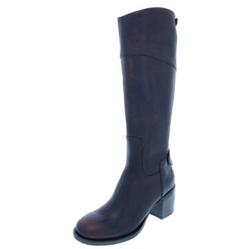 Patricia Nash Womens Loretta Riding Boots Leather Over-The-Knee