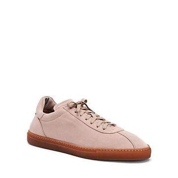 Aquatalia Men's Scott Lace-Up Low-Top Sneakers