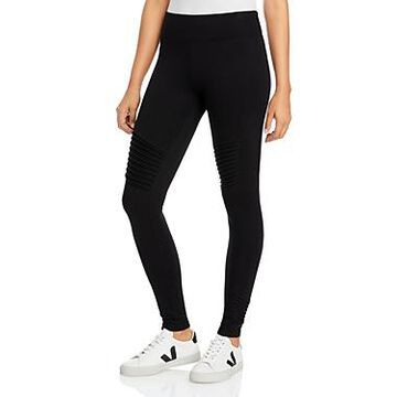 Marc New York Performance Pintuck Ponte Leggings