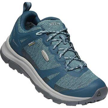 KEEN Women's Terradora 2 Low Height Waterproof Hiking Shoes - 8.5 - Tapestry / Blue Glow