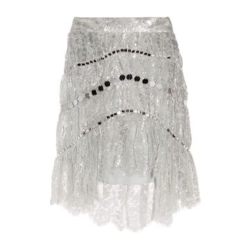 ZIMMERMANN Knee length skirts