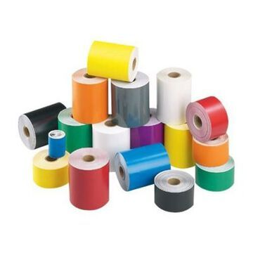 PanduitVinyl - orange - Roll (4 in x 100 ft) 1 roll(s) tape - for Dura-Mark PTR2E(T400X000VU1Y)