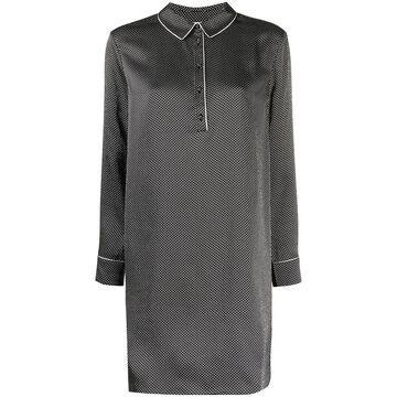 Emma silk tunic
