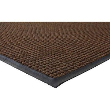 Genuine Joe, GJO59461, Waterguard Floor Mat, 1 Each, Brown