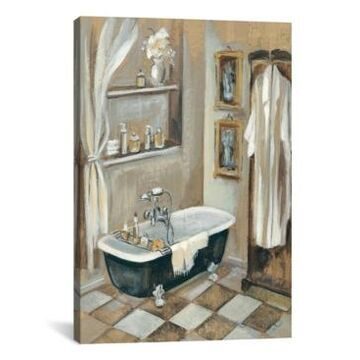 iCanvas French Bath Iii by Silvia Vassileva Gallery-Wrapped Canvas Print - 26