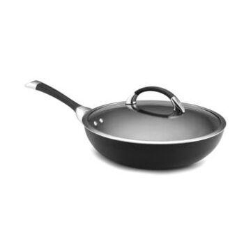 "Circulon Symmetry 12"" Covered Stir Fry Pan"