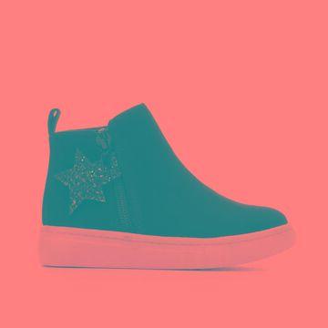 Self Esteem Toddler Jazmyn Children's Shoe (Black - Size 8.5 - Toddler - FABRIC)