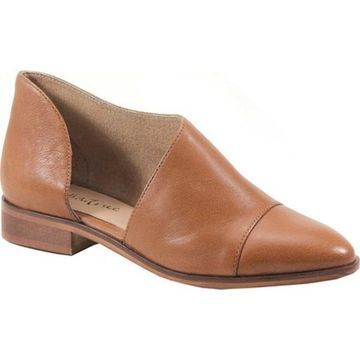 Diba True Women's No Way Out Slip On Tobacco Leather
